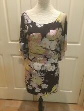 WISH Floral Dress Size M (12)