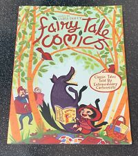 Fairy Tale Comics (Chris Duffy): Classic Tales Told By Extraordinary Cartoonists