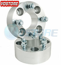 "2pc 2"" 4x4 Wheel Spacers Adapters for Yamaha Golf Cart M12x1.25 Studs 2.0 inch"