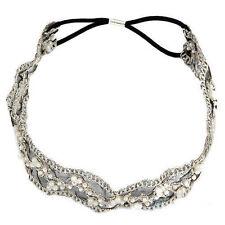 Fashion Womens Lace Elastic Headband Hairband Hair Band Head Wrap Accessories