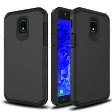 For Samsung Galaxy J7 Crown/J7 2018 Case Shockproof TPU Rugged Hard Armor Cover