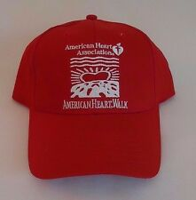 American Heart Association American Heart walk Fighting Back Snapback Hat Cap