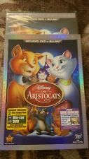 Aristocats; Disney; Special Edition) DVD+Blu-Ray, 2 Disc,DVD Pkg) New;Rare OOP
