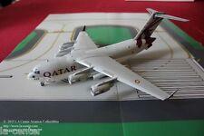 Gemini Jets Royal Qatar Air Force Boeing C-17 Cargo Diecast Model 1:200