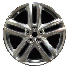 "19"" Chevrolet Equinox 2018 Factory OEM Rim Wheel Silver Machined 5832"