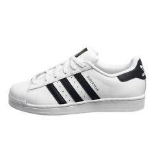 adidas - Superstar Running White / Core Black / Running White Sneaker C77124