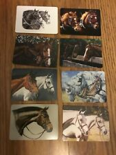 8 Single Swap Horse Playing Cards