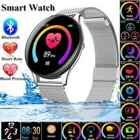 2019 Waterproof Sports Smart Watch Heart Rate Blood Pressure Monitor Android IOS