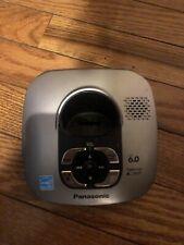 Panasonic Kx-Tg6431 Kx-Tg6434 Main Base Unit With Plug for Cordless Phone System