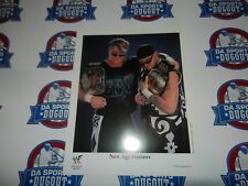 New Age Outlaws Billy Gunn Road Dogg  8x10 WWF WCW WWE promo 8x10 photo p-437