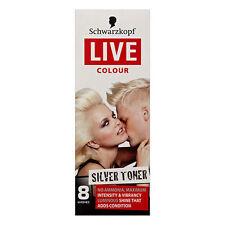 Schwarzkopf Live Colour Silver Toner 25ml