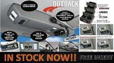 NISSAN NAVARA NP300 D23 DUAL CAB 06/2015 - ON, OUTBACK ACCESSORIES ROOF CONSOLE