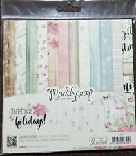 Moda Scrap Christmas Holidays Paper Pack 6 x 6