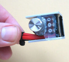 Kick-KR8-IP65 dimmer for 12v DC LED dimmer on / off switch PWM controller USA