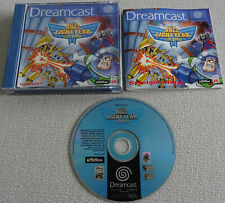 DISNEY/PIXAR CAPTAIN BUZZ LIGHTYEAR - STAR COMMAND - SEGA DREAMCAST