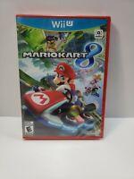 Mario Kart 8 Nintendo Wii U Brand New Please check photos
