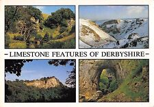 B102279 limestone features of derbyshire   uk