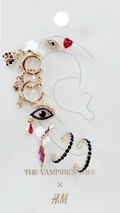 The Vampire's Wife x H&M Earrings & Earcuffs - Cult brand SOLD OUT ONLINE