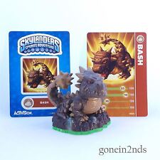 Skylanders Spyros Adventure BASH + CARD + STICKER  Trap Team/Superchargers