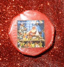 Santas Workshop Wax Tart Melt, highly scented, Christmas, Yule, Holidays, Gift
