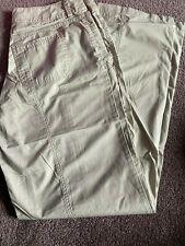 Tribal Khaki Cargo Pants Size 8