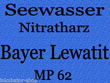 Seewasser,Lewatit,Nitrat,Nitratfilter,Nitratharz,Filter,Eheim,Aquarium,MP 62