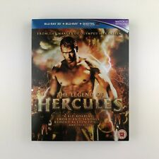 The Legend Of Hercules (3D Blu-ray, 2013) s