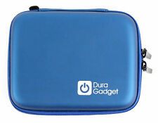 Hard EVA Shell Case for Elgato Game Capture HD / HD 60 in Cool Blue