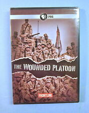 Pbs Frontline The Wounded Platoon Brand New Dvd Factory Sealed