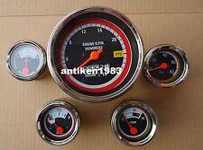 Oliver / Black Tachometer  Gauge Kit -1750,1755, 1850,1855,1950,1955,2050, 2150