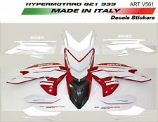 Kit adesivi per Ducati Hypermotard 821/939 design 939 SP