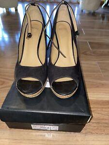 Novo Wedge Shoes Size 10