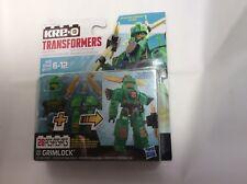 KRE-O Transformers GRIMLOCK ArmorUp Custom Kreon 28pcs (2015 Hasbro) NEW BT-01