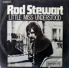 "7"" GERMAN PRESS ! ROD STEWART : Little Miss Understood"