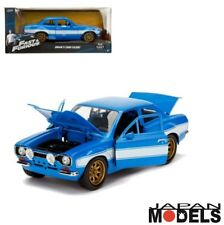Jada Toys Fast & Furious Diecast Model 1/24 Brian S Ford Escort Rs2000 Mk1