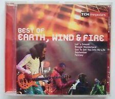 Earth Wind & Fire Best of (TCM megastars) [CD]