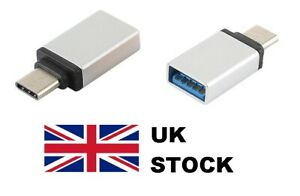 3.1 Type C Male to USB 3.0 Female OTG Adapter Converter USB A