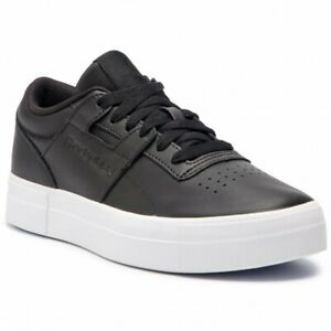 Reebok Classic Workout Lo FVS Sizes 5-8.5 Black RRP £70 Brand New CN6891