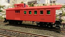 Mantua Tyco Ho Old Time Drovers Caboose Central Pacific, Knuckle Couplers Nib
