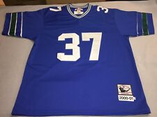 Seattle Seahawks #37 Shaun Alexander Throwback Jersey Size 54 Men's 2XL NEW NWT