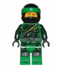 Lego Lloyd - Hunted, Green Wrap 891949 Hunted Ninjago Minifigure