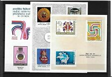 Inpex,philately,stamp on stamp,UPU,painting,Mask,miniature sheets,India,