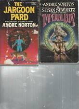 ANDRE NORTON - THE JARGOON PARD - A LOT OF 2 BOOKS