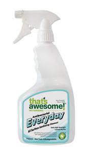 Everyday  Multi Purpose-Sanitiser Safe Natural Cleaner 750ml Australian Made
