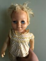 vintage mattel Chatty Baby doll