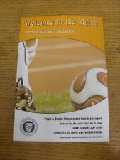 11/05/2014 Chelmsford Sunday League John Coward Cup Final: Highfield Victoria v