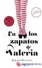 En los zapatos de Valeria. NUEVO. ENVÍO URGENTE (Librería Agapea)