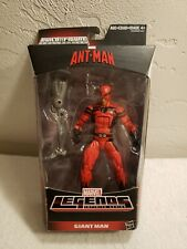 ANT MAN Marvel Legends Infinite Series Giant-Man Build A Figure Ultron NEW