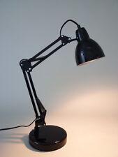 Tiischleuchte Pietro Schreibtischlampe schwarz Arbeitsleuchte E27-40W Tischlampe