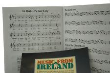 Music From Ireland, Irish music book 8082
